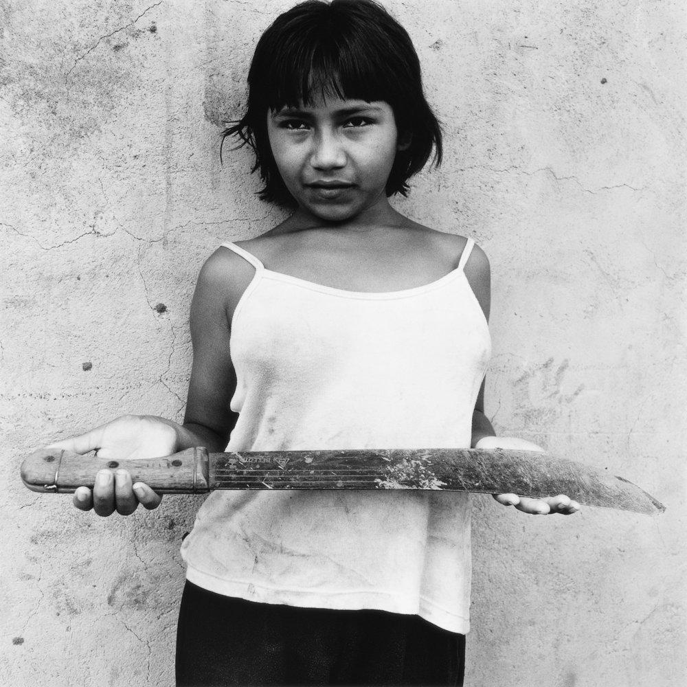MonicaDenevan_Machete,Venezuela2002.jpg