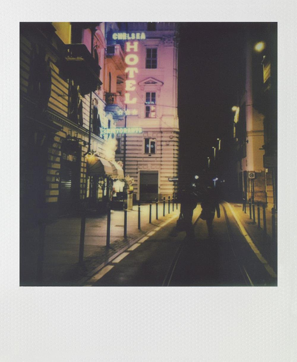 """""""Impossible Night - Torino"""" by Paolo Della"""