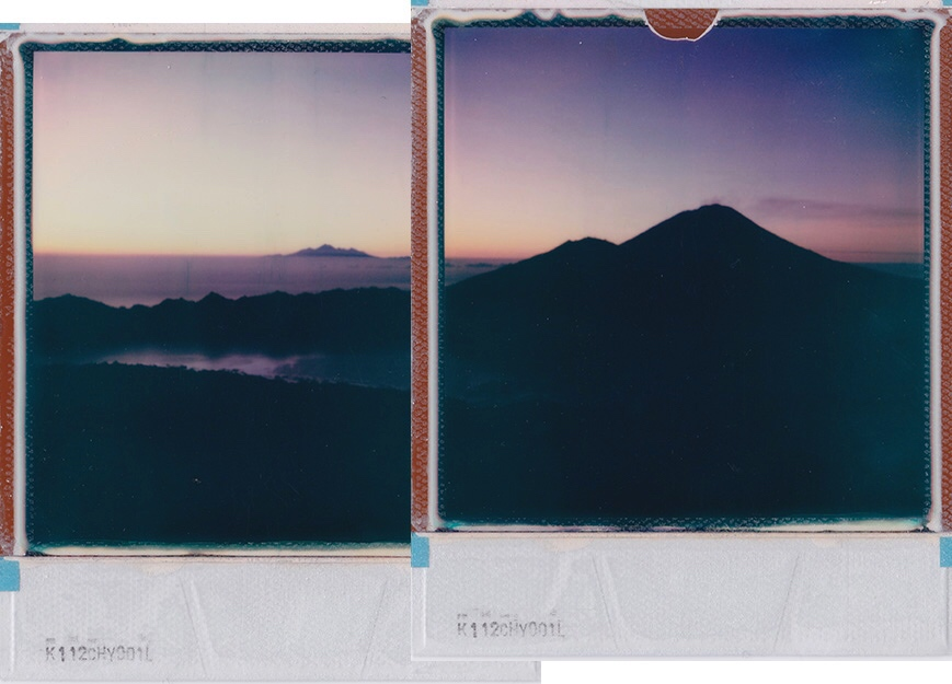 """Volcano Sunrise"" by Lance Trussel"