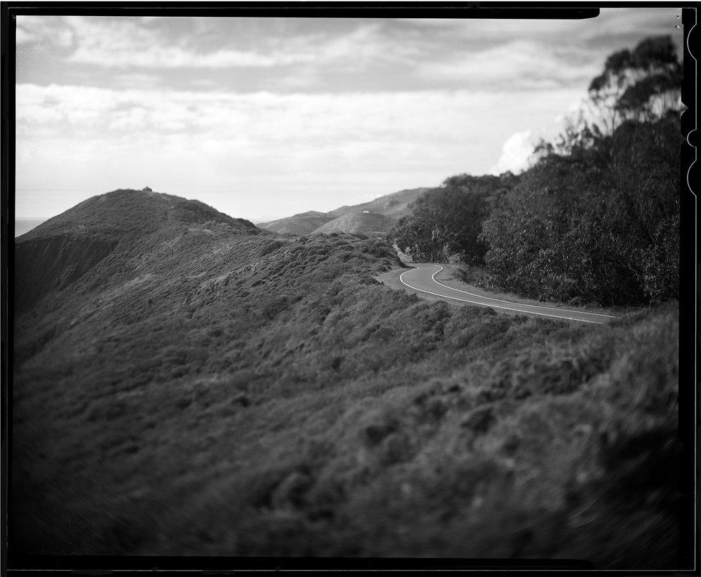 """Lost. - Marin Headlands, California"" by Chrystal Nause"