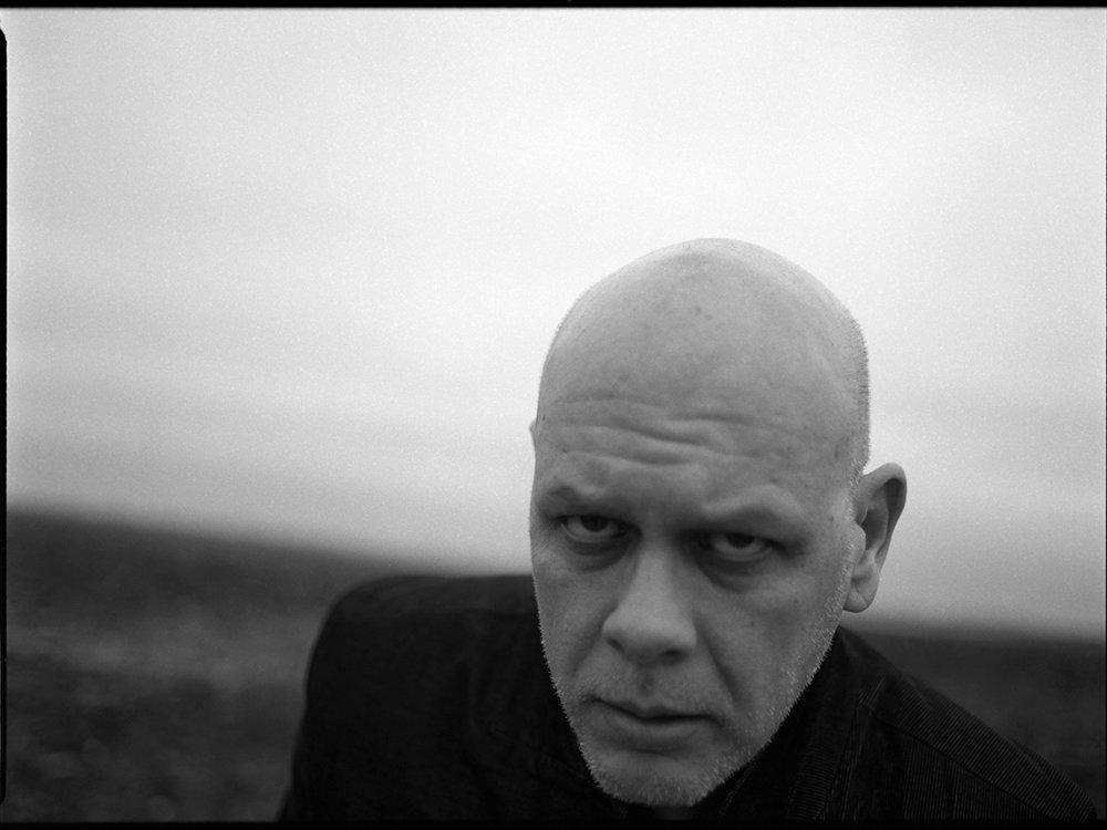 Russell Joslin, Self-portrait, 2016
