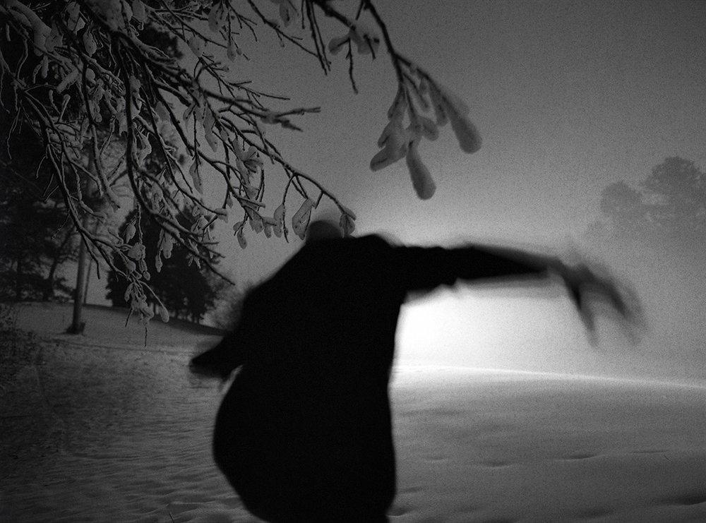 Russell Joslin, White Night, 2016