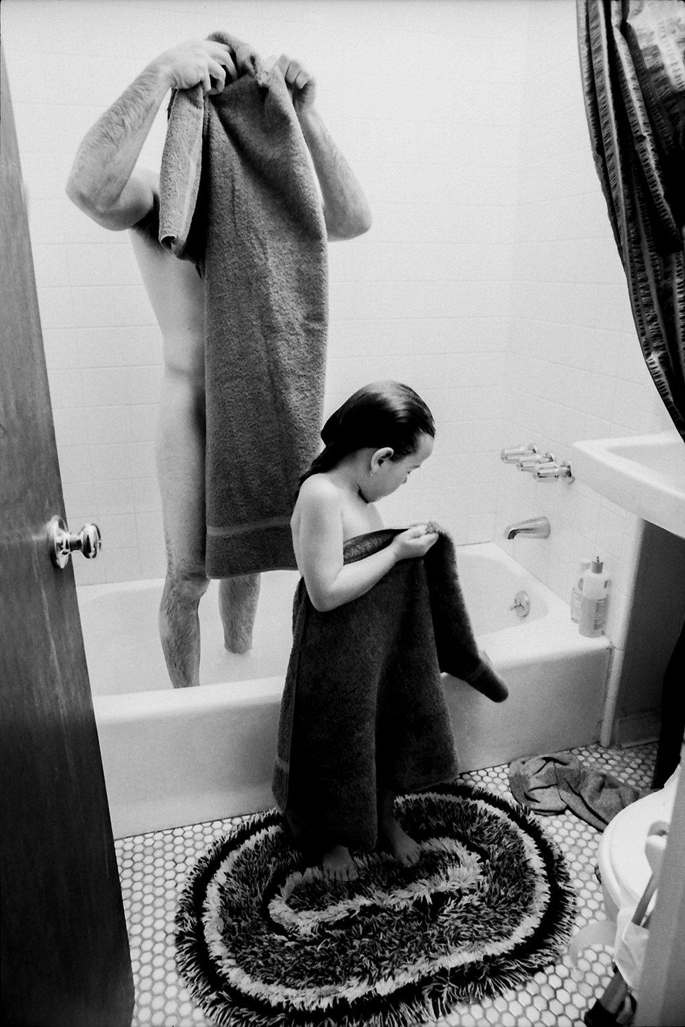 """Bathtime 4"" by Philip Collier"