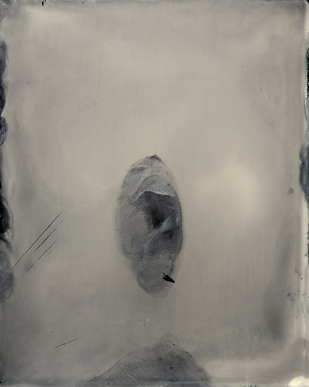 """""""The Photographic Silver Nitrate Thumb"""" by Rebecca Hackemann"""