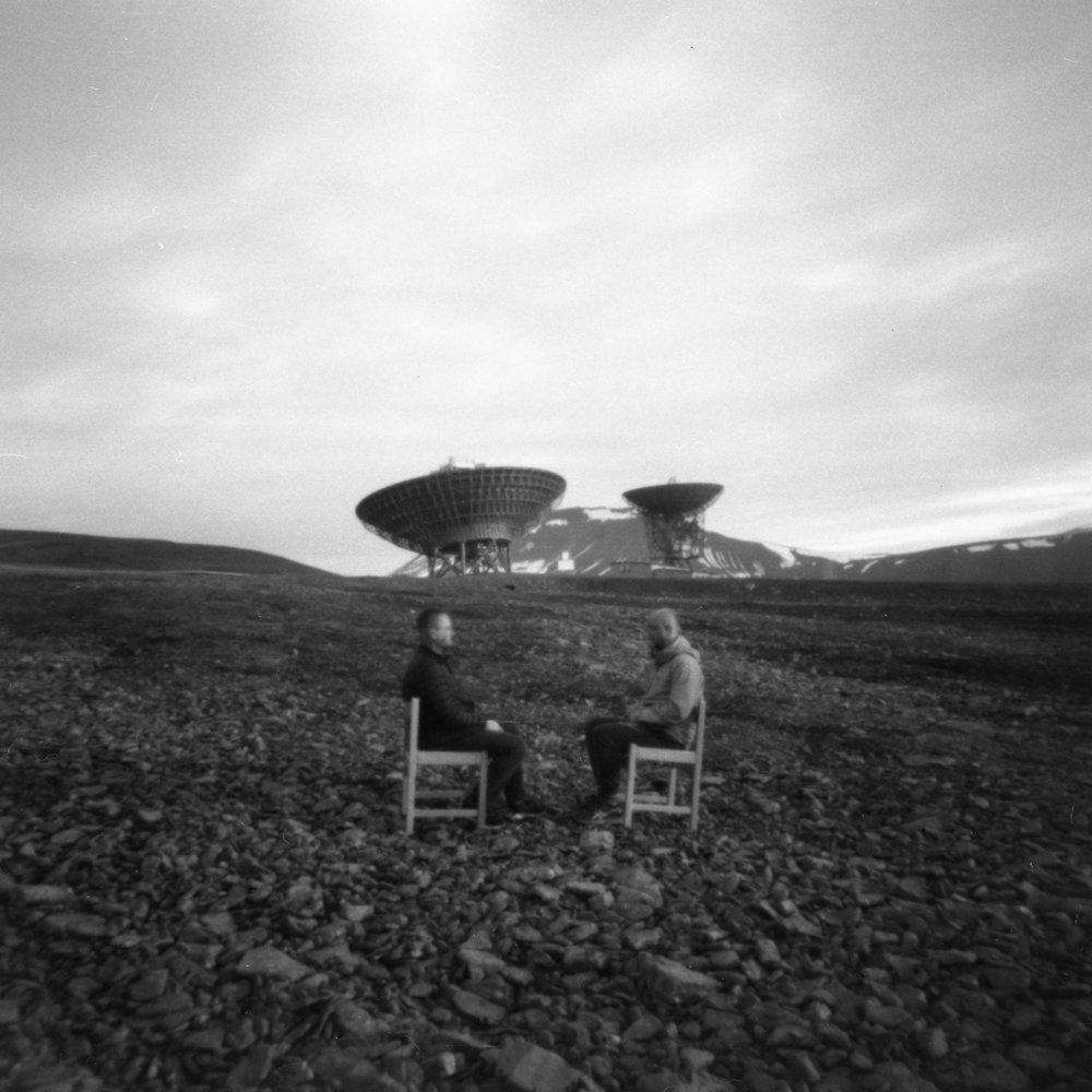 """Outer Encounters"" by Magdalena Wutkowska"