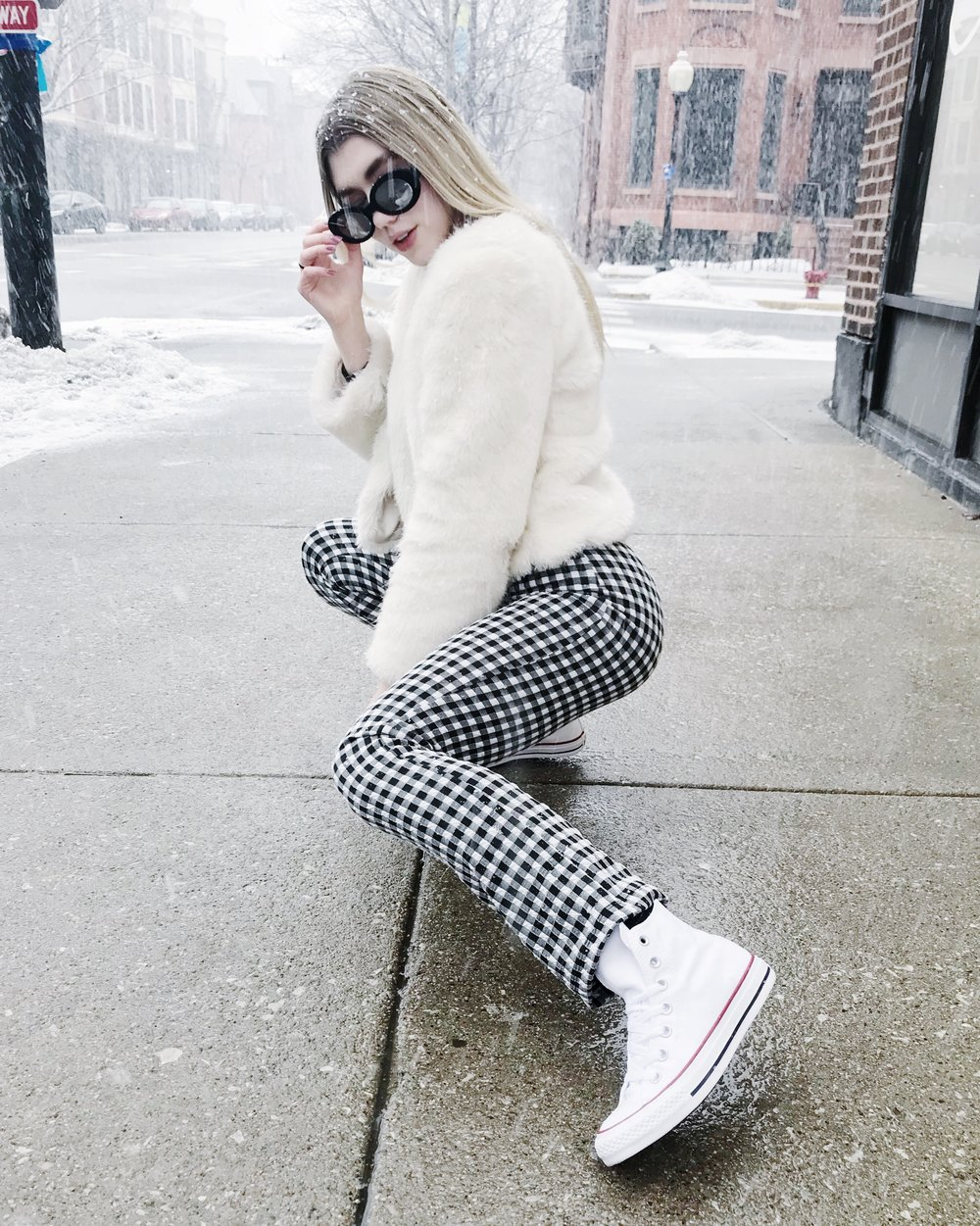 faux-fur-jacket-with-checkers-pants-and-converse.JPG