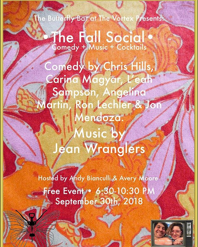 Dudes: very excited to be get out there, play a bunch of whole-ass full-band shows, and show you a ton of new songs. First, our friend Andy Bianculli (aka @star_parks ) has put together an awesome variety hour at the @butterfly_bar_atx on September 30 at 7pm that'll feature comedy and then our dead-serious songs about heartbreak and slightly less serious songs about getting too high for your own good. THEN we're doing our FIRST EVER @whitehorseatx SHOW the next day, which is Monday, oct 1, at 8pm. Going to make you brutalize the dance floor with your boot-scootin. And later that week, on Friday, Oct 5, we've got an amazing bill down at @samstownpoint with @lostknobs and @warmsugarmusic . Very glad to cal these people friends. Very glad to call this town home. Love, sam and the jw's (ps: white horse art by Thomas King, sam's twn pt art by Taylor Englert)