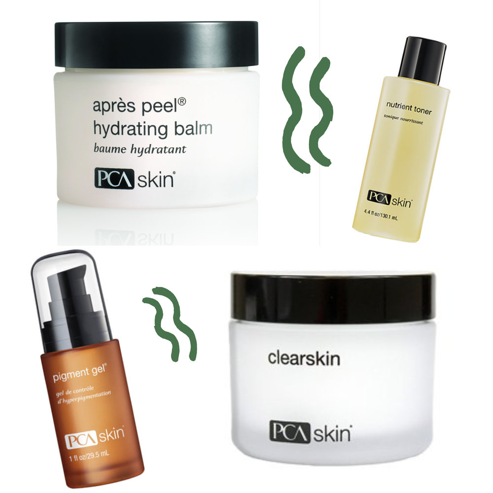 For your skin - PCA Skin love