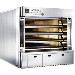 Energy Efficient Electric Deck Ovens