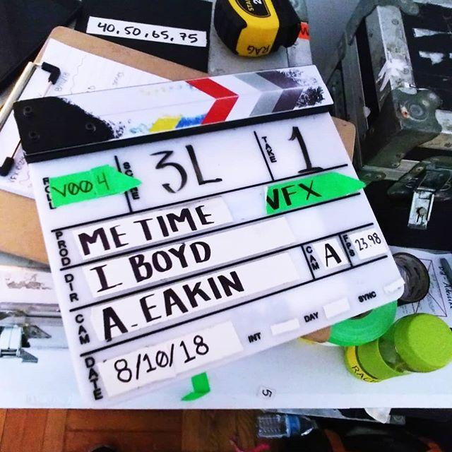 #notmyfilm #VFXPRODUCTIONCOORDINATOR #METIME #IYABOBOYD