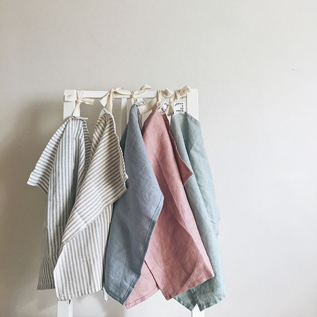 Pretty colourful soft to touch linen napkins for different usage purposes/ family members. Which colour is your most favourite?  #linen #napkin #colour #colours #soft #stripes #product #productdesign #ecofriendly #eco #sustainableliving #sustainable #living #lifestyle #lifestyleblog #australianbrand #melbournelife #brand #zerowaste #beautifullife