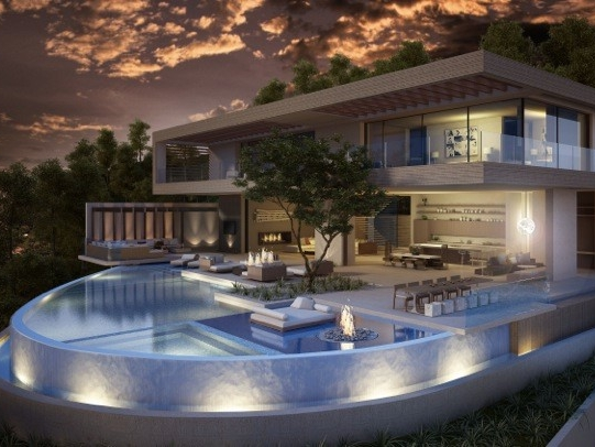 Belzberg Design Development - Luxury Home Development