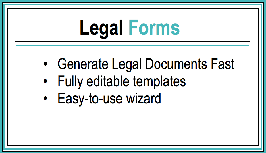 Legal Resources Elevate Business Solutions - Help with legal forms