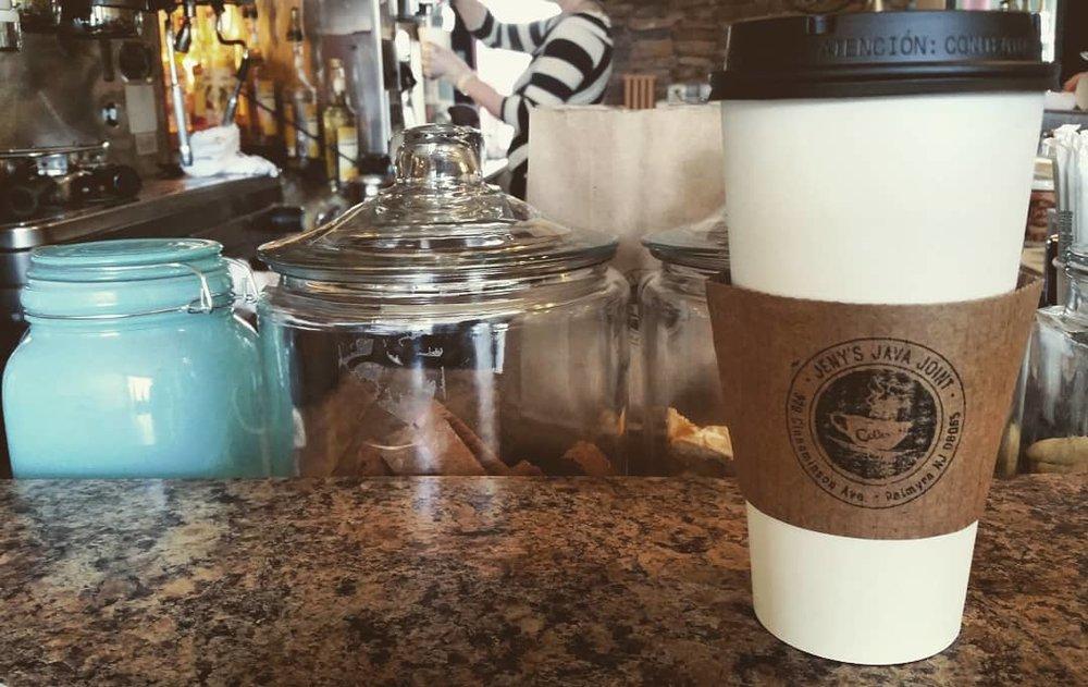 Jeny's Java Joint - Organic Coffee House