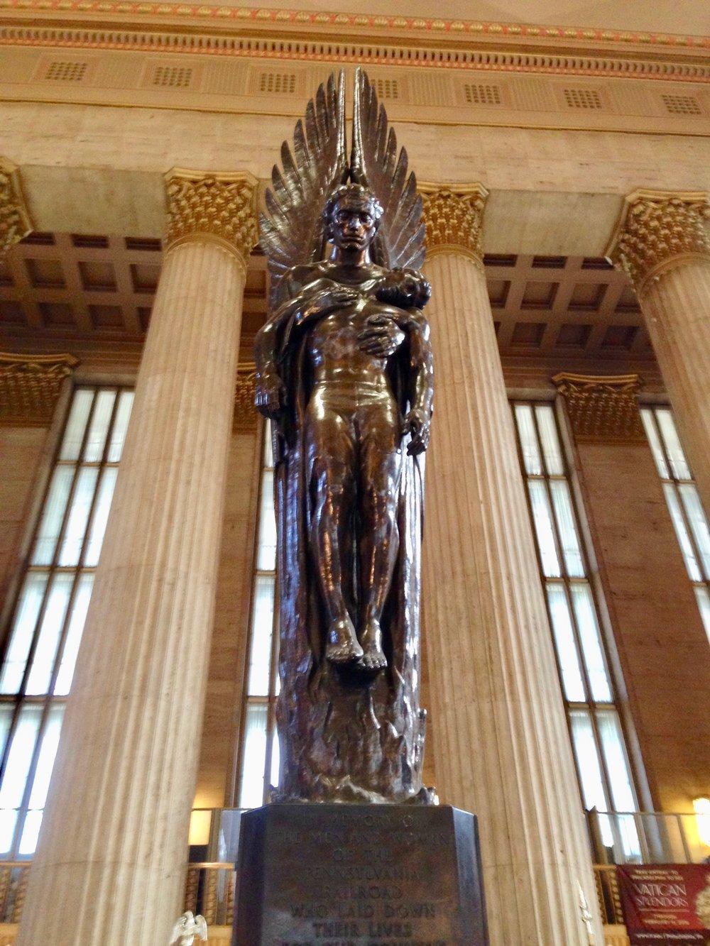 Angel of the Resurrection Bronze (0030.jpg