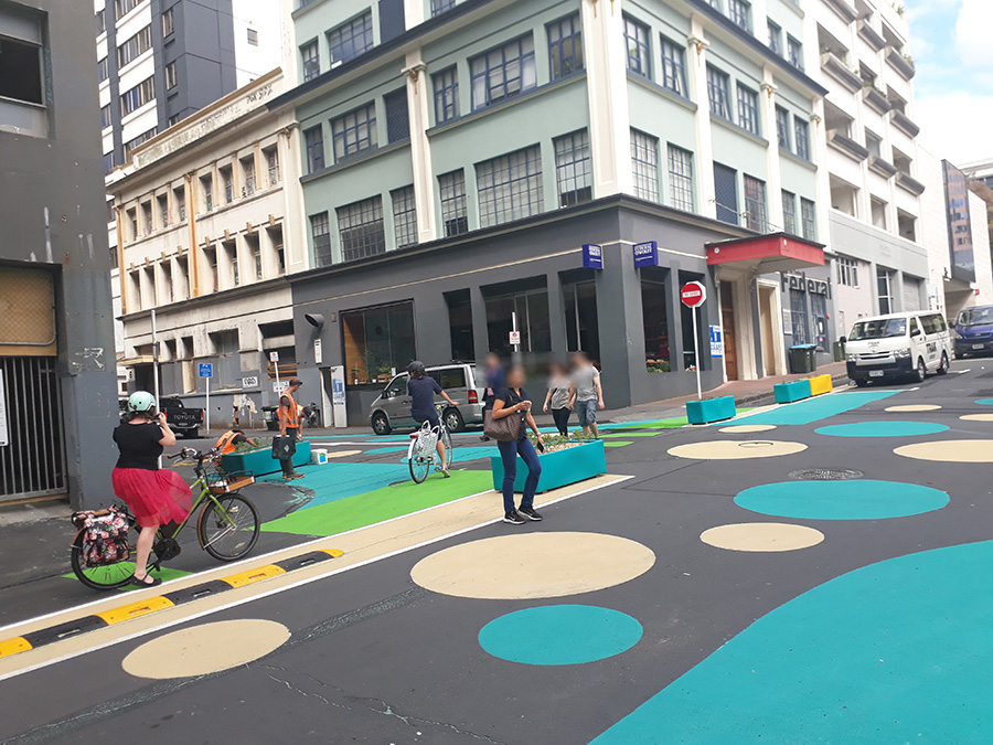 Federal Street - Auckland