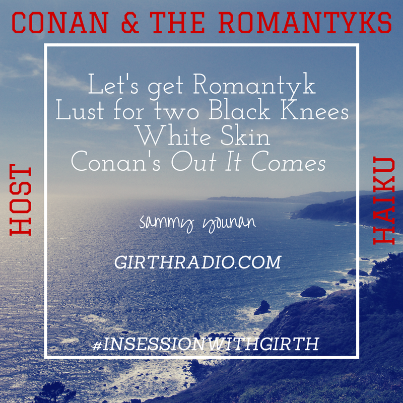Conan and the Romantyks Host Haiku.png