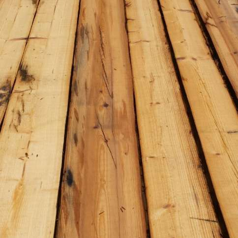 Reclaimed Scandinavian Spruce Steamed   All of our Spruce beams are from buildings built between the early 1700 till ca 1880. Prior to modern machinery, harvested wood was either sawn or hand hewn with an axe.