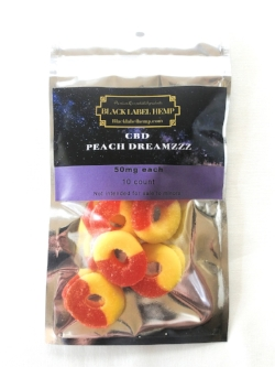 Peach Dreamzzz - CBD Peach Rings