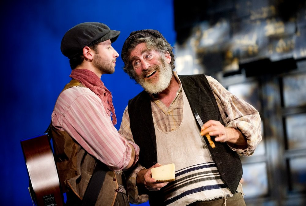 Fiddler On The Roof Steven Bor Paul Michael Glaser.jpg