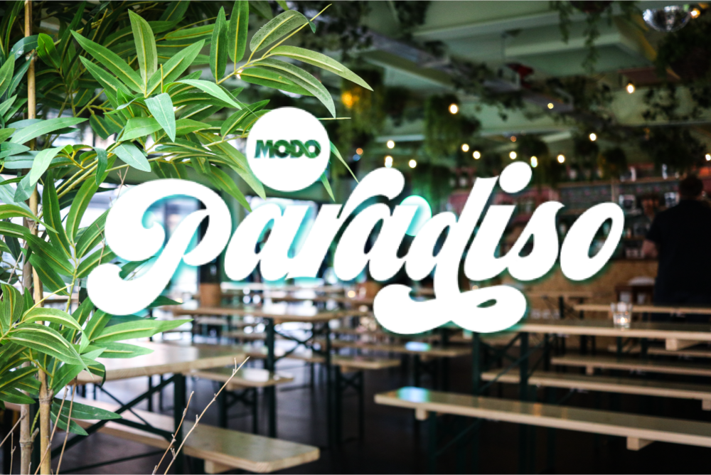 Concert Square's only Gin garden and terrace - first floor Paradiso has a festival feel with its gorgeous sun trap balcony, and pop up residencies from big name drinks brands