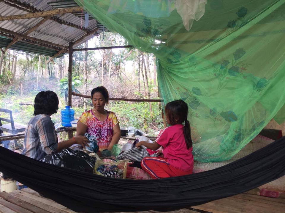 Women of Koh Tui take part in a Child Safety Workshop
