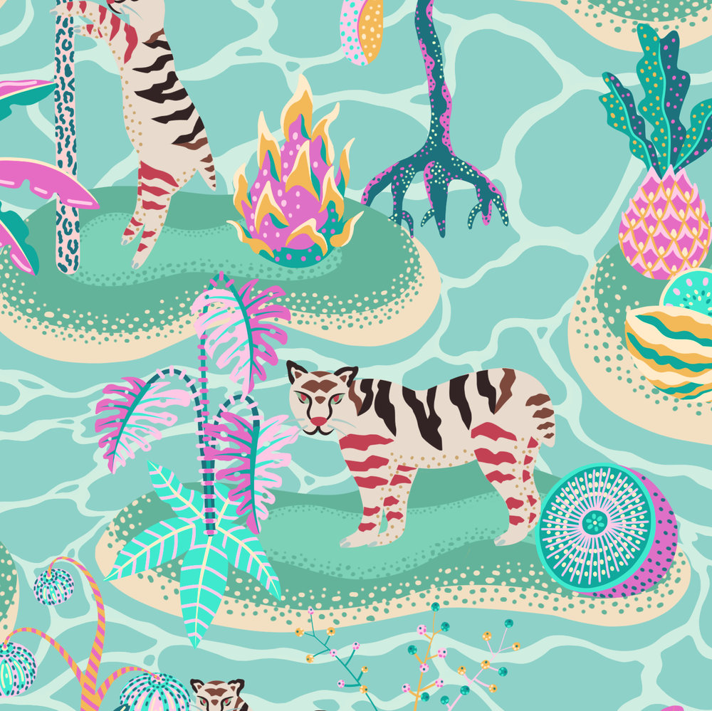 Seafoam Swell