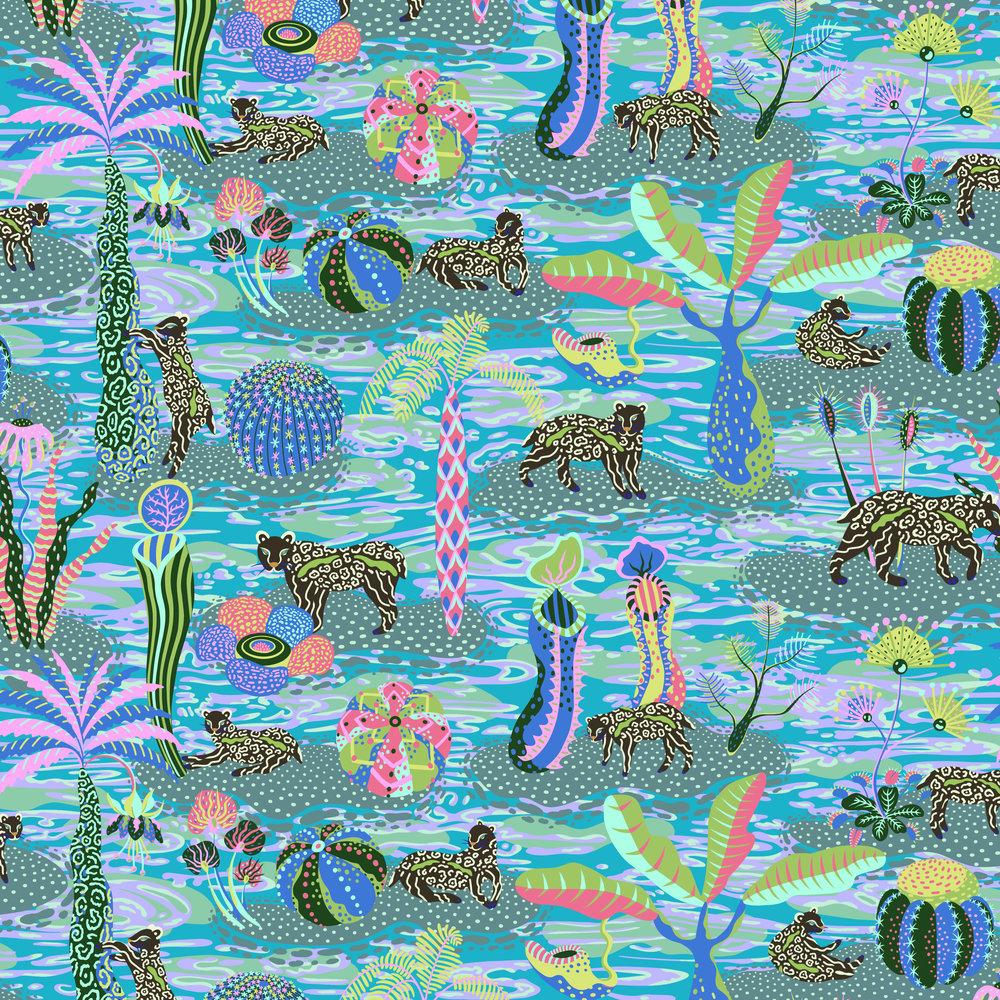 Monet's Millpond