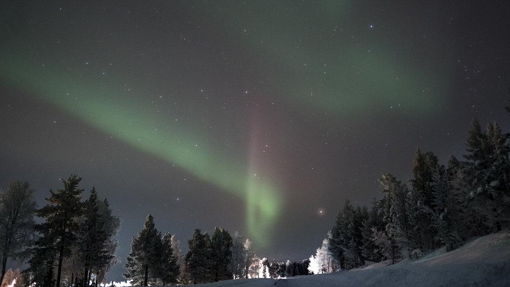 6. Northern Lights -