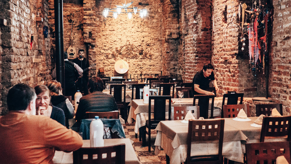 Kumkapi Tiryakii Restaurant