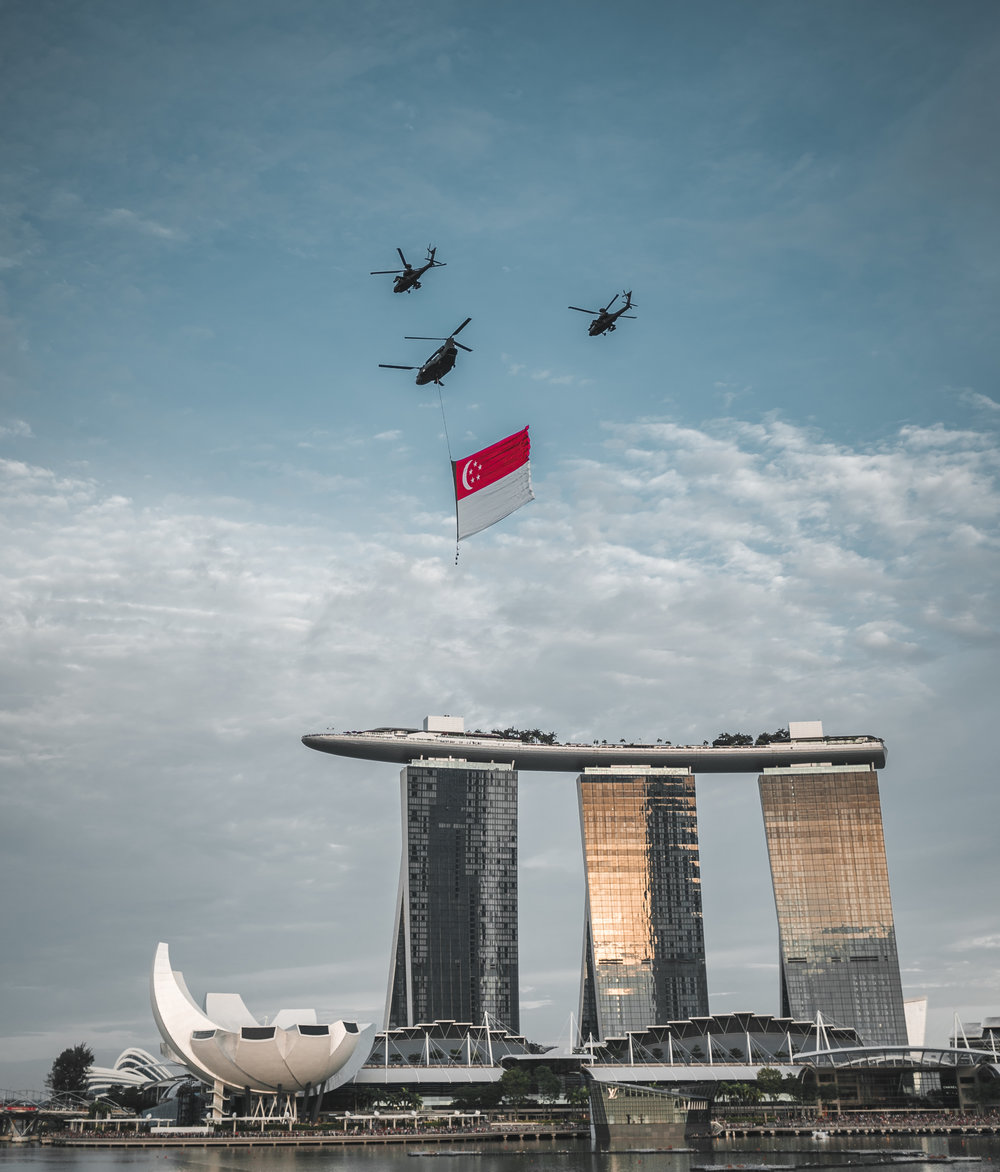 Happy 53rd Birthday - Singapore, My Island Home