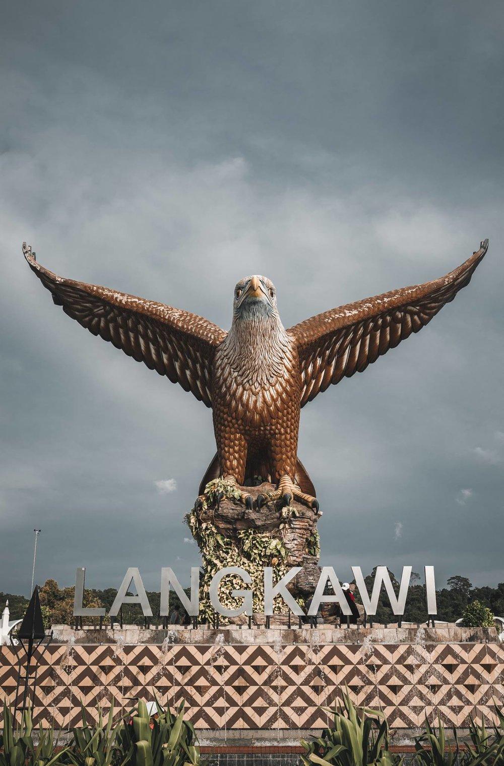 The Famous Eagle - Eagle Square