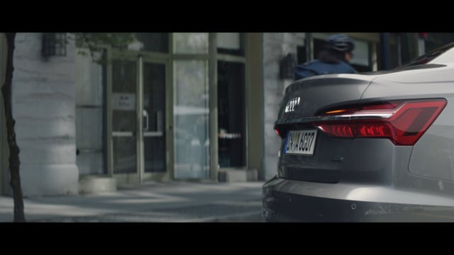 Audi A6 Film This Is Your Time Moe Qubia