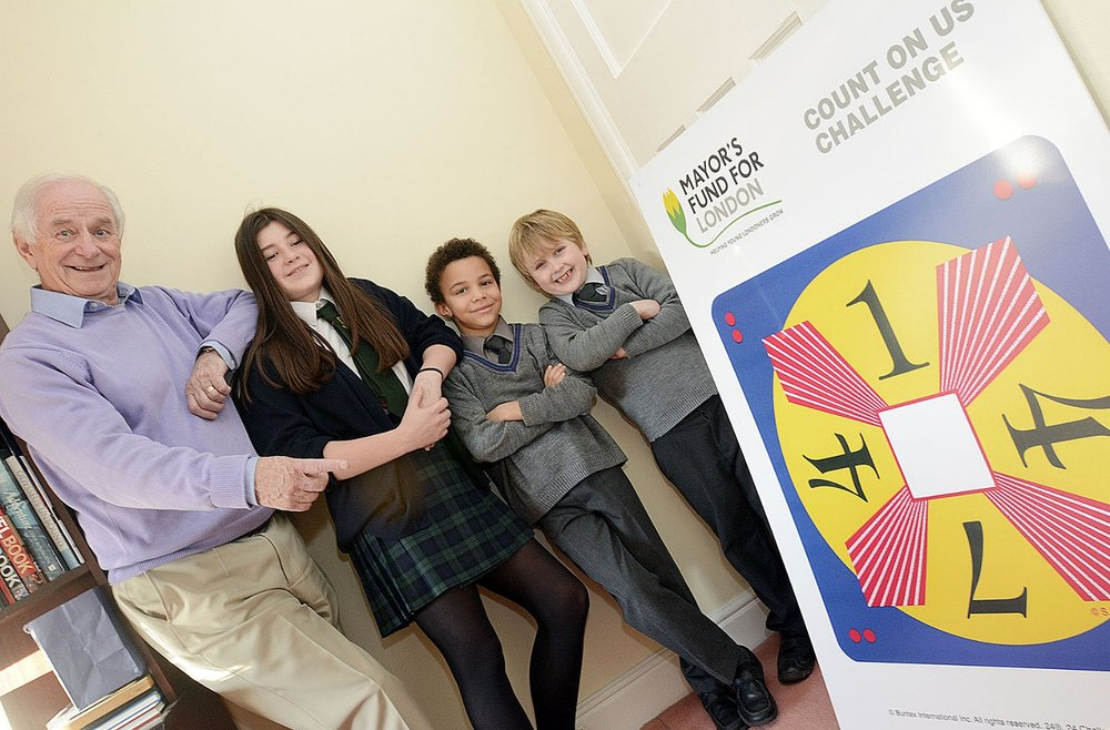 Johnny Ball Mayors Fund for London Count on Us School Challenge (picture 2).jpg