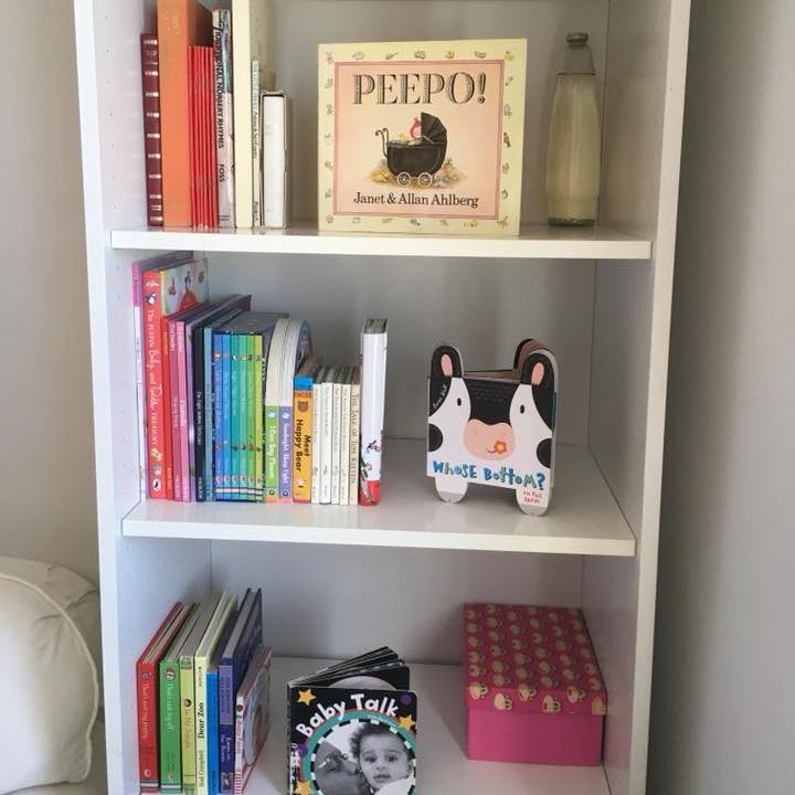 Bookshelf ~ Client J