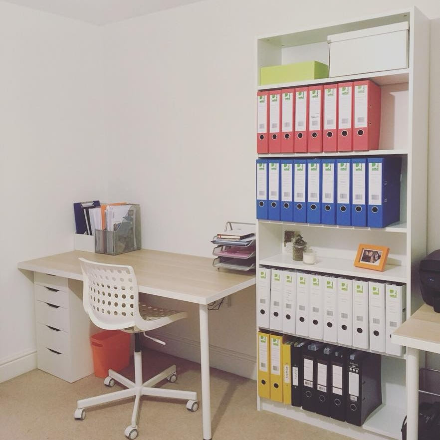 Client SR ~ organised office