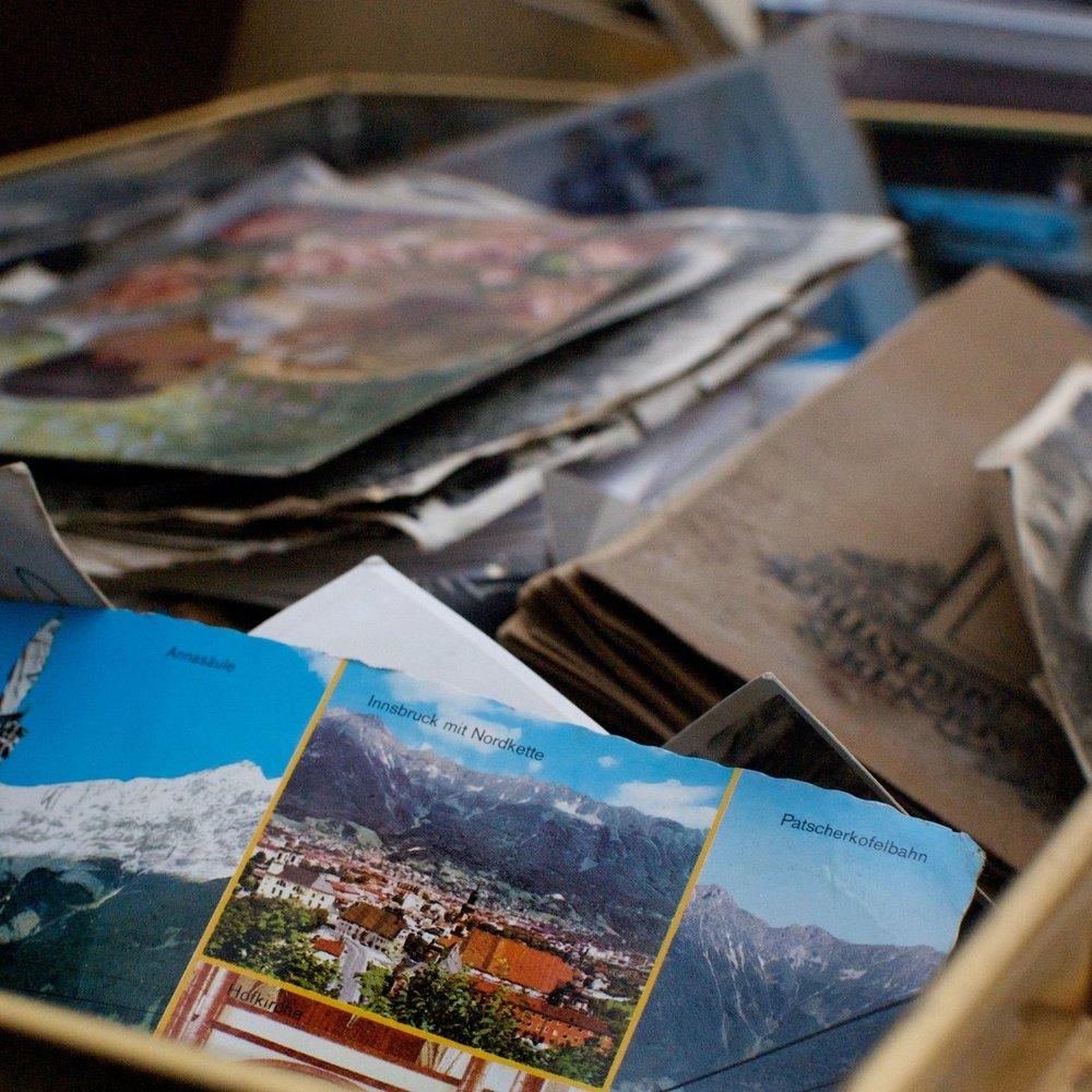 Postcards ~ Unsplash