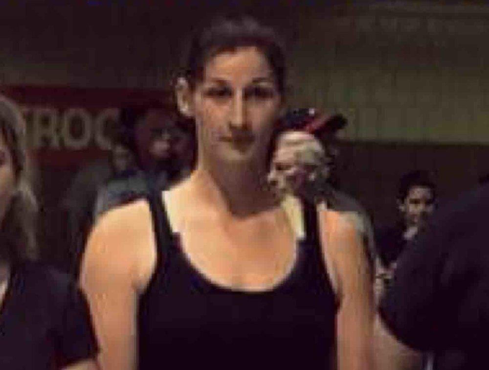 MiddleweightMariah Holmes -