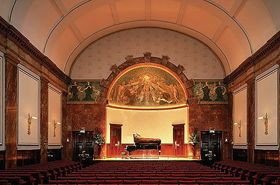 The Wigmore Hall, London