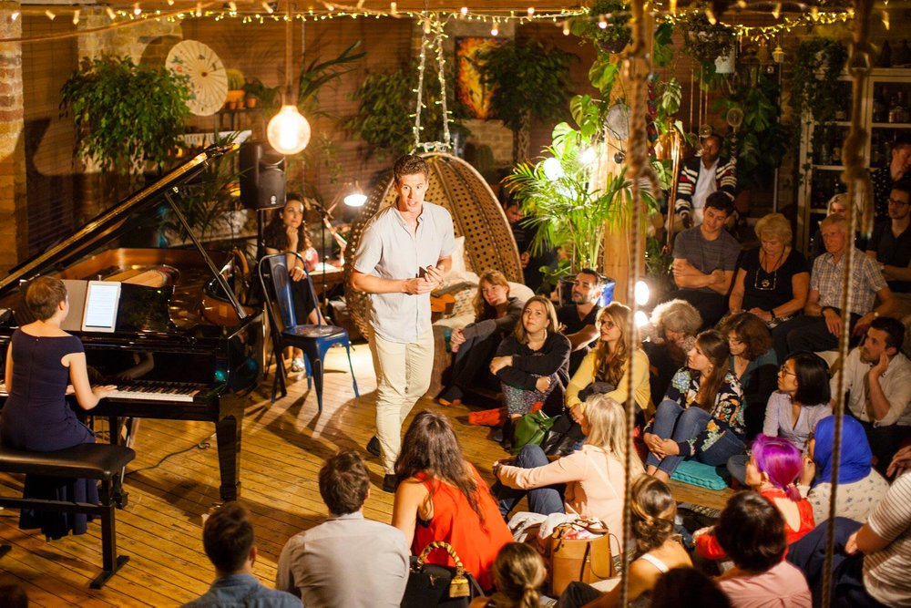 Leo Roberts, baritone | DEBUT at the Shoreditch Treehouse | Classical Concert Series