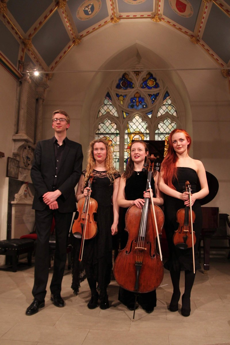 DEBUT at the Shoreditch Treehouse | Chagall Piano Quartet, Ian Tindale.jpg