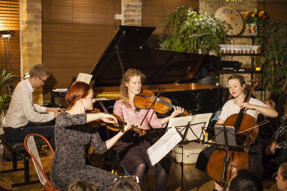 Chagall Piano Quartet