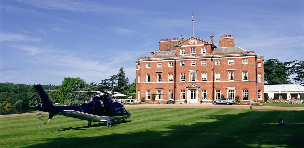 Brocket Hall, Hertfordshire