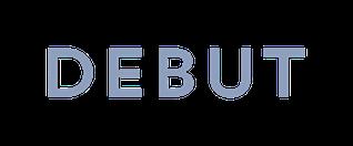 Debut Logo - Lavender much smaller.png