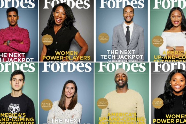 Jopwell X  Forbes  30 Under 30 Scholars Program:  I established a partnership with  Forbes  to bring ~100 exemplary Black, Latinx, and Native American undergraduates from across the U.S. to the 2017  Forbes  30 Under 30 Summit as Jopwell x   Forbes  Scholars.