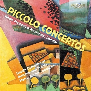Concerto for Piccolo and Orchestra Op.50
