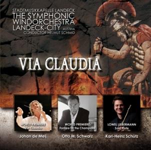 Flute Concerto Op.39 (Wind Ensemble version)