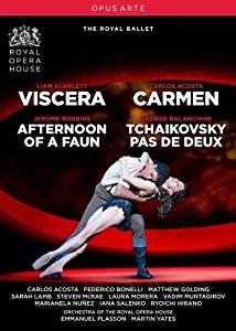 Viscera (Piano Concerto No.1) DVD