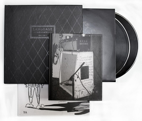 LANGUAGE LESSON VOL I (BOOK W2XLP) COMPILATION  RELEASED ON THIRD MAN RECORDS SEPT 2014  details here- http://www.fortedistribution.co.uk/title.php?titleID=8360&versionID=11543&artistID=19