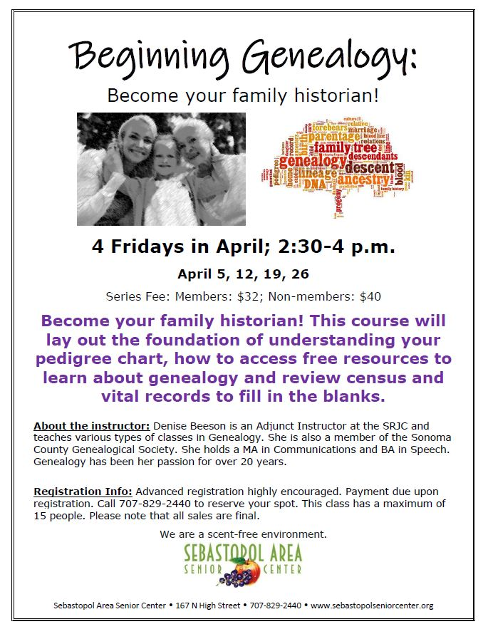 Genealogy Image of flyer for website.JPG